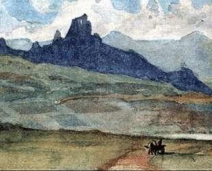 Минусинская степь — Василий Суриков