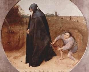Мизантроп — Питер Брейгель Старший
