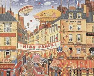 Miss Paris — Хиро Ямагата