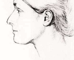 Мадам Жак Фурши — Эдгар Дега