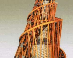 Модель памятника III Интернационала — Владимир Татлин