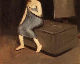 Model sitting — Эдвард Хоппер