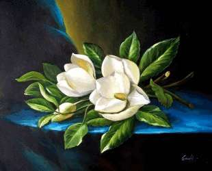 Modern Flowers — Джорджия О'Киф