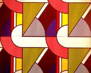 Модульная картина с четырьмя панелями, № 2 — Рой Лихтенштейн