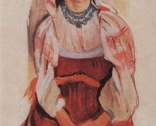 Молодуха (Мария Жегулина) — Зинаида Серебрякова