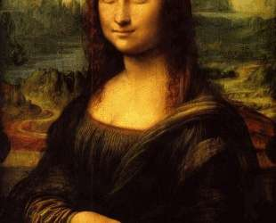 Mona Lisa — Леонардо да Винчи