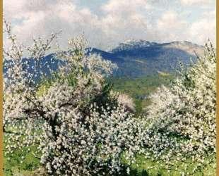 Monadnock Orchard — Ричард Уитни