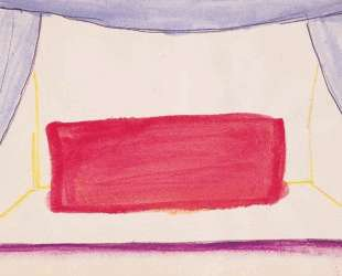 Monochrome red (theater) — Ив Кляйн