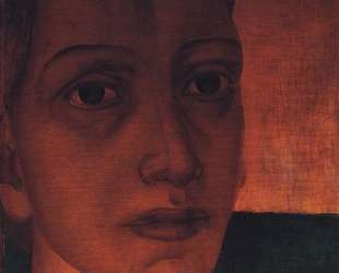 Монументальная голова — Кузьма Петров-Водкин