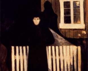 Лунный свет — Эдвард Мунк