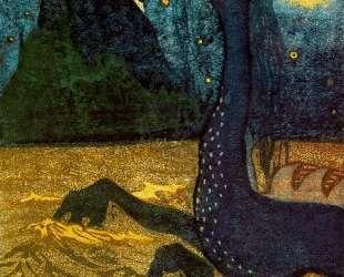 Лунная ночь — Василий Кандинский