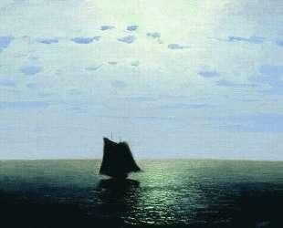 Лунная ночь на море — Архип Куинджи