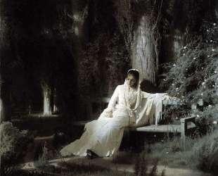 Лунная ночь — Иван Крамской