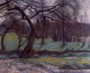 Moorland — Умберто Боччони