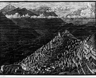 Morano Calabria — Мауриц Корнелис Эшер