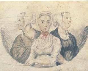 Moravian Sisters — Павел Свиньин