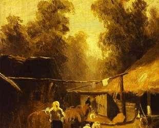 Morning in a Village — Фёдор Васильев