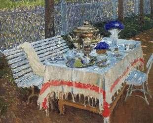Morning Tea — Игорь Грабарь