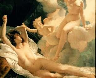Morpheus and Iris — Пьер-Нарцисс Герен