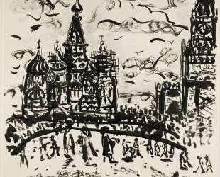 Moscow — Айвен Олбрайт