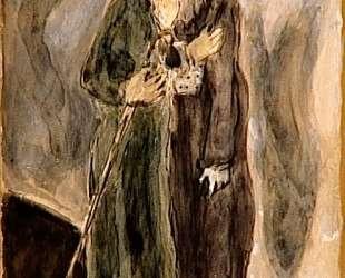 Моисей и Аарон — Марк Шагал