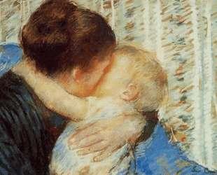 Мать и дитя — Мэри Кассат
