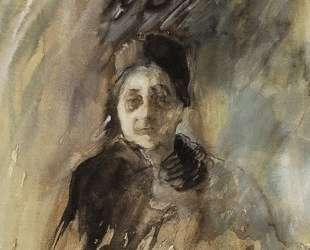 Mother of the artist — Мартирос Сарьян