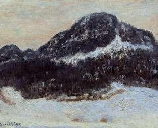 Гора Колсаас — Клод Моне