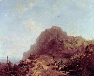 Mountain Hike (Trip to Duke Stand) — Карл Шпицвег