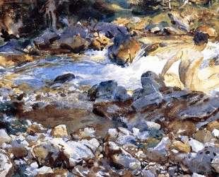 Mountain Stream — Джон Сингер Сарджент