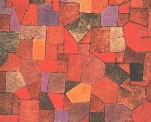 Mountain Village (Autumnal) — Пауль Клее