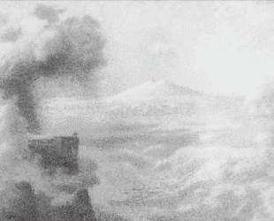 Горы и облака — Архип Куинджи