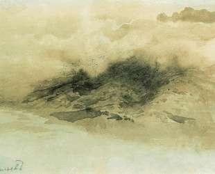Горы в облаках — Фёдор Васильев