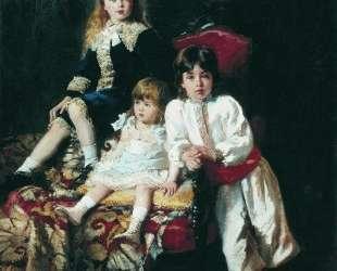 Дети господина Балашова — Константин Маковский
