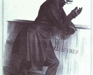 Месье Жолив (Адольф Жолив) — Оноре Домье