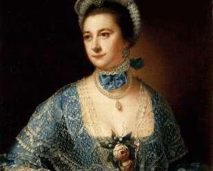 Mrs. Andrew Lindington — Джозеф Райт