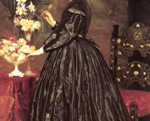 Mrs. Ellinor Guthrie — Фредерик Лейтон