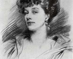 Mrs. George Swinton — Джон Сингер Сарджент