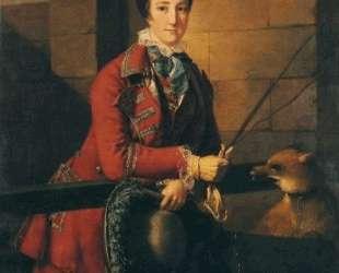 Mrs. Wilmot in Riding Dress — Джозеф Райт