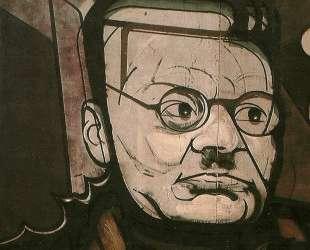 Mural of Orozco — Давид Альфаро Сикейрос
