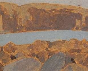 Берега Мурмана (Поморские кресты) — Константин Коровин