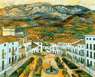 Museum garden — Рафаэль Забалета