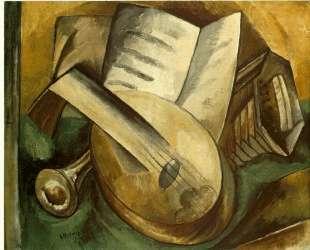 Музыкальные инструменты — Жорж Брак