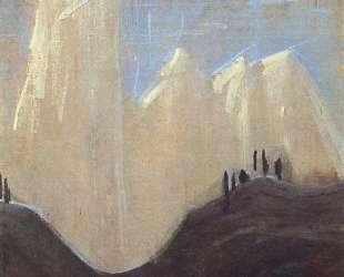 Мой путь (I) — Микалоюс Чюрлёнис