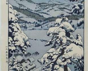 Myoko Hot Spring — Тоси Ёсида