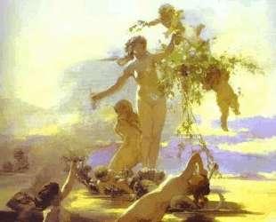 Naiads — Генрих Семирадский