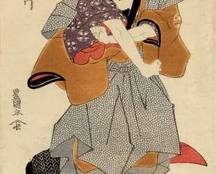 Nakamura Utaemon — Утагава Тоёкуни