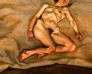 Спящая обнаженная девушка I — Люсьен Фрейд