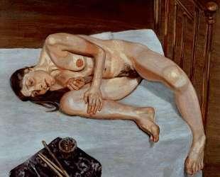Портрет обнаженной — Люсьен Фрейд