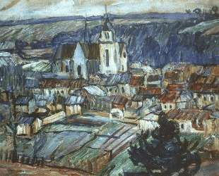 Namur. France. — Пётр Кончаловский